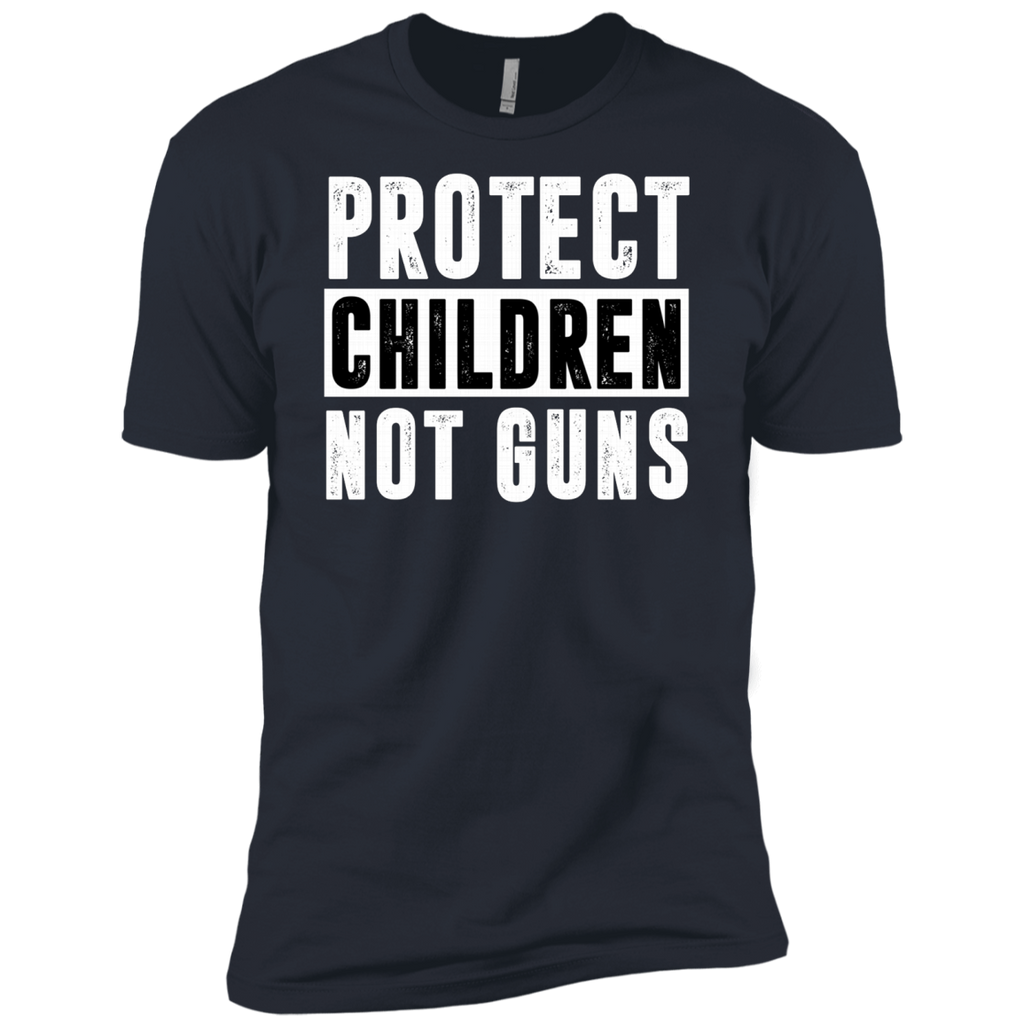 Protect Children Not Guns Gun Control Anti Gun AT0107 NL3600 Premium Short Sleeve T-Shirt