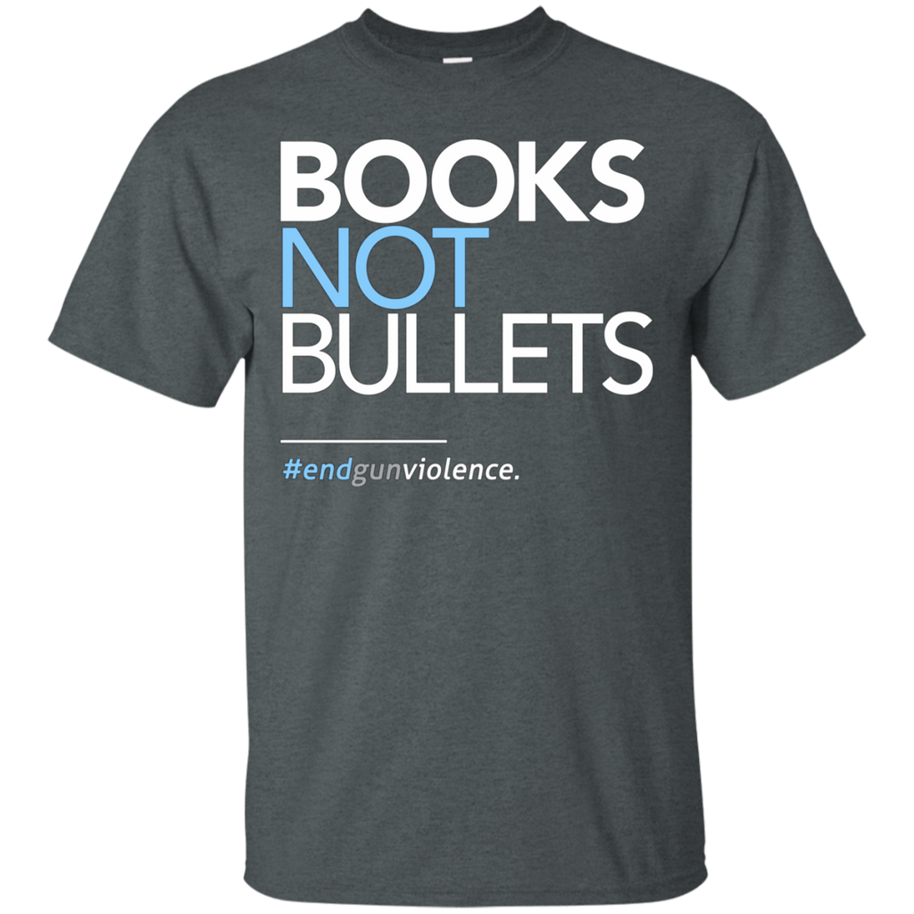 Books Not Bullets, March for Our Lives AT0110 G200 Cotton T-Shirt - OwlCube - Diamond Painting by Numbers