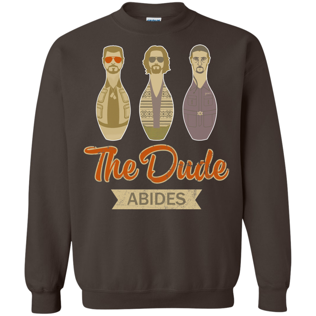 The Big Lebowski - The Dude G180 Crewneck Pullover Sweatshirt  8 oz.