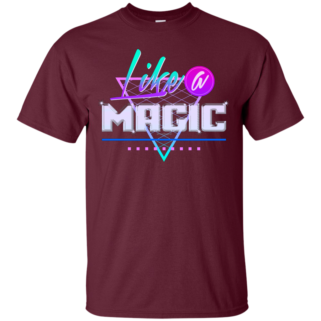 Like a Magic AT0082 G200 Cotton T-Shirt