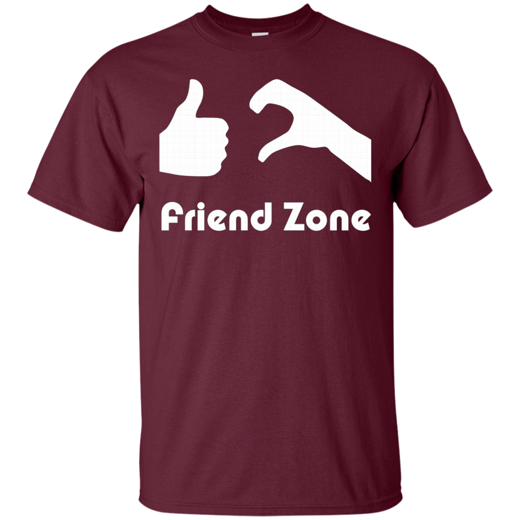 Friend Zone AT0060 G200 Cotton T-Shirt - OwlCube - Diamond Painting by Numbers