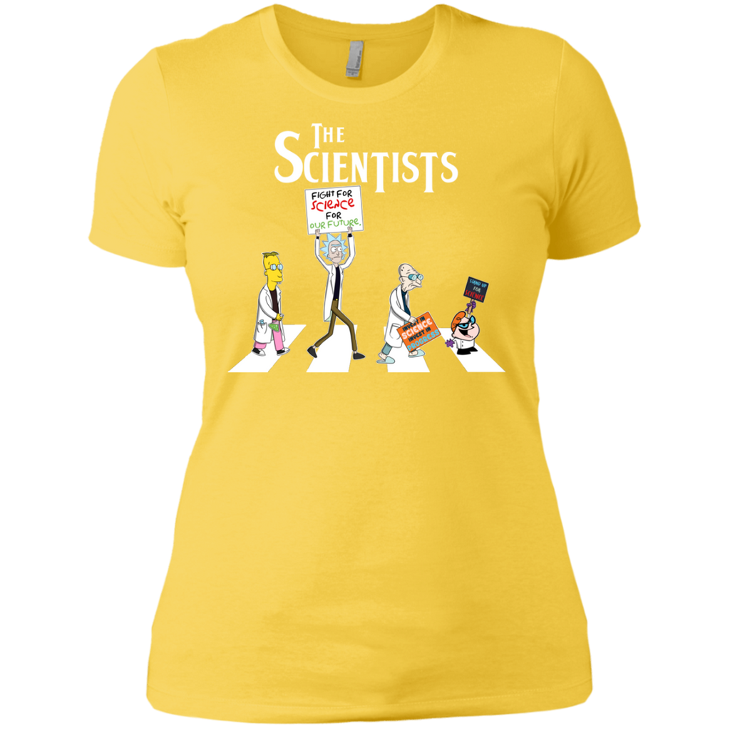 The Scientists NL3900 Ladies' Boyfriend T-Shirt
