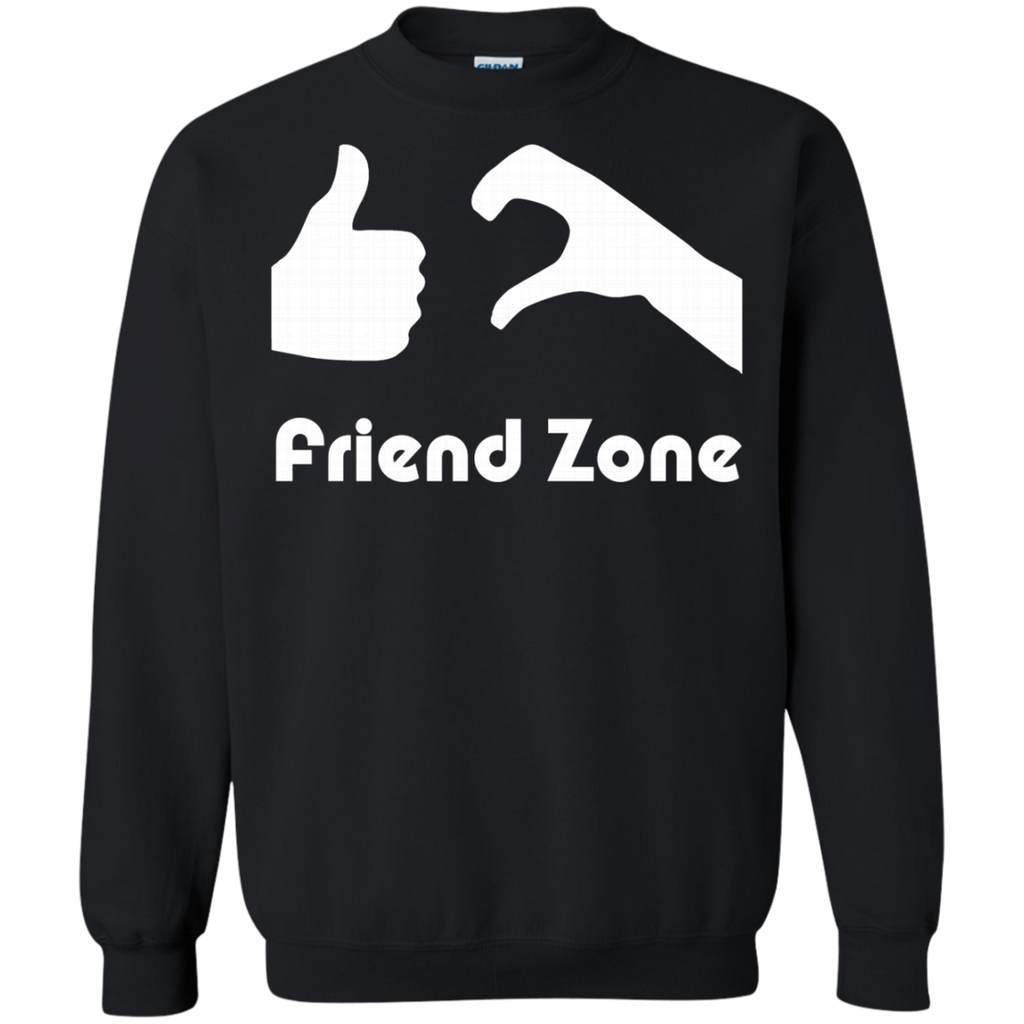 Friend Zone AT0060 G180 Crewneck Pullover Sweatshirt  8 oz. - OwlCube - Diamond Painting by Numbers