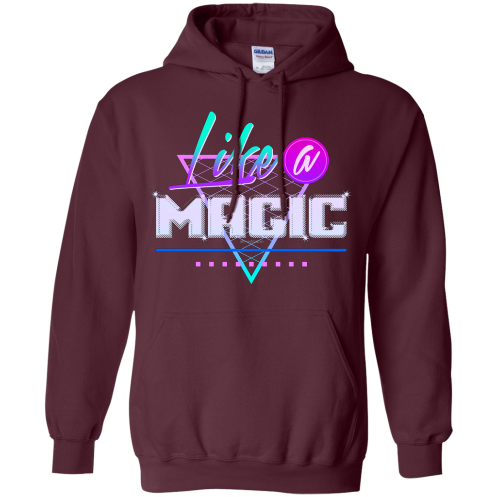 Like a Magic AT0082 G185 Pullover Hoodie 8 oz.