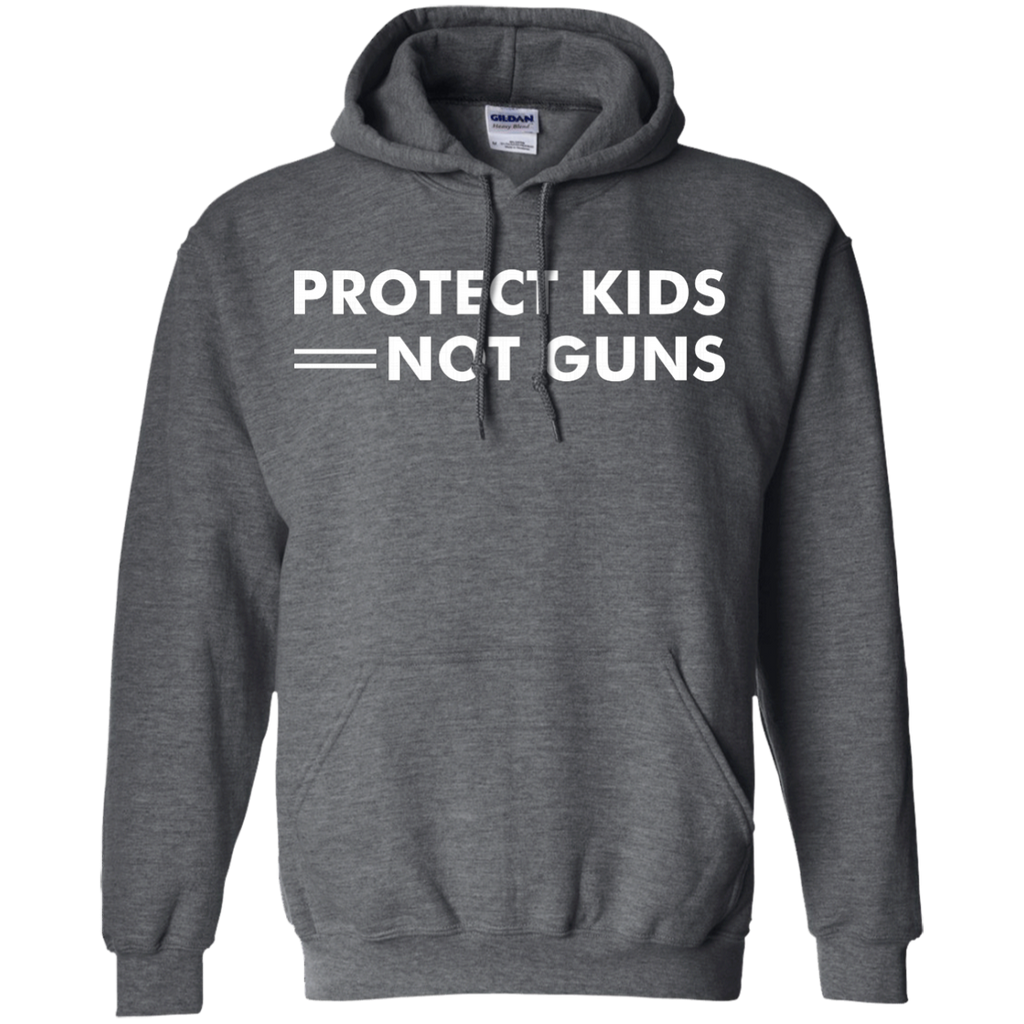 Protect Kids Not Guns AT0092 G185 Pullover Hoodie 8 oz.