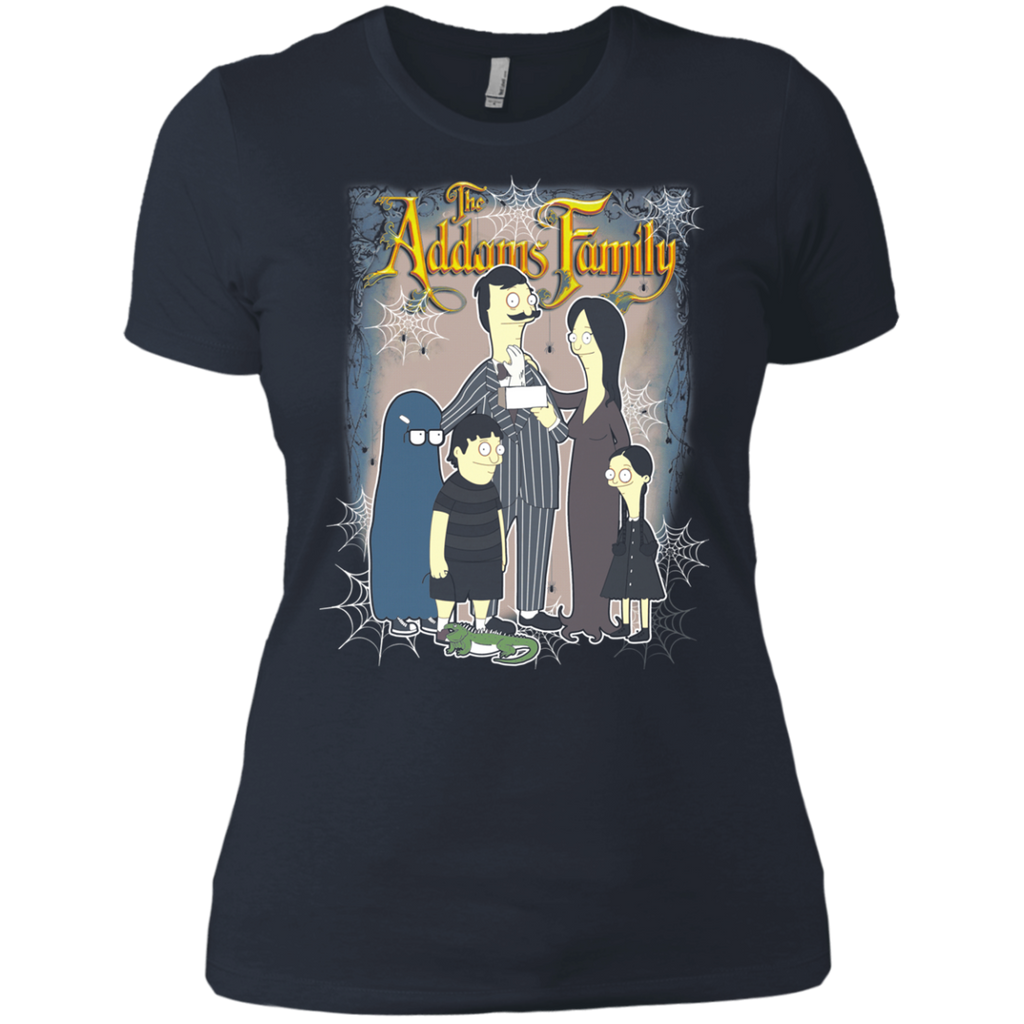Bob s burgers - Addams Family NL3900 Ladies' Boyfriend T-Shirt - OwlCube - Diamond Painting by Numbers