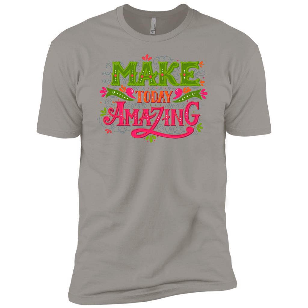 Make today amazing AT0097 NL3600 Premium Short Sleeve T-Shirt