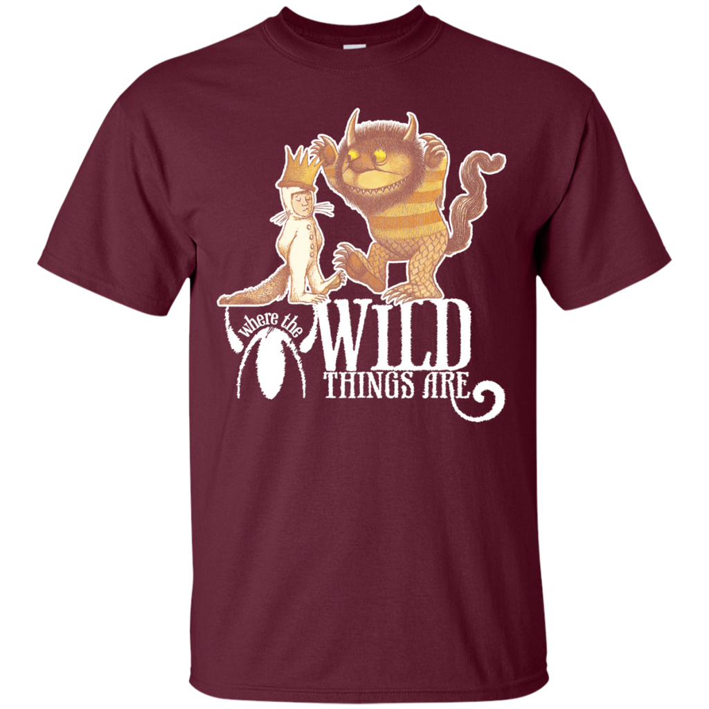 Where The Wild Things Are 1 G200 Cotton T-Shirt