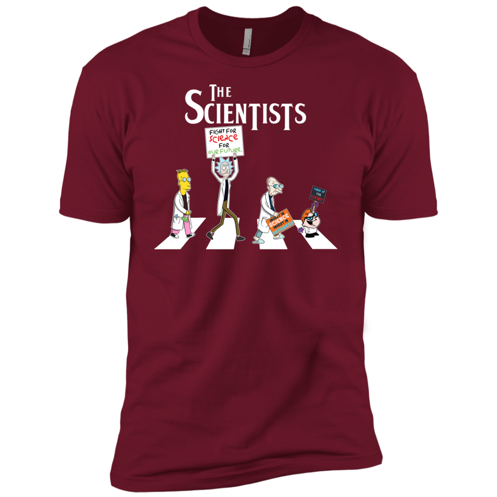 The Scientists NL3600 Premium Short Sleeve T-Shirt