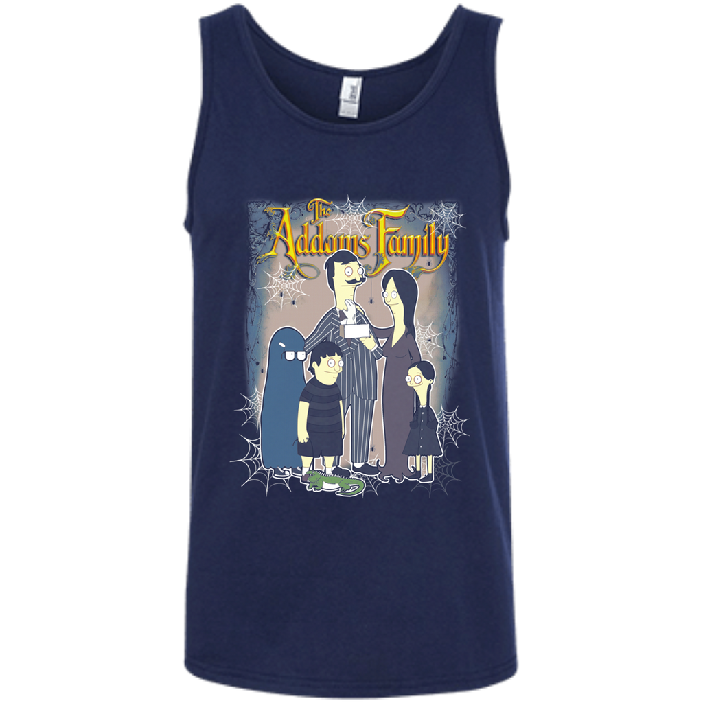 Bob s burgers - Addams Family 100% Ringspun Cotton Tank Top - OwlCube - Diamond Painting by Numbers