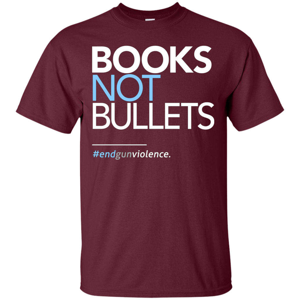 Books Not Bullets, March for Our Lives AT0112 G200 Cotton T-Shirt - OwlCube - Diamond Painting by Numbers
