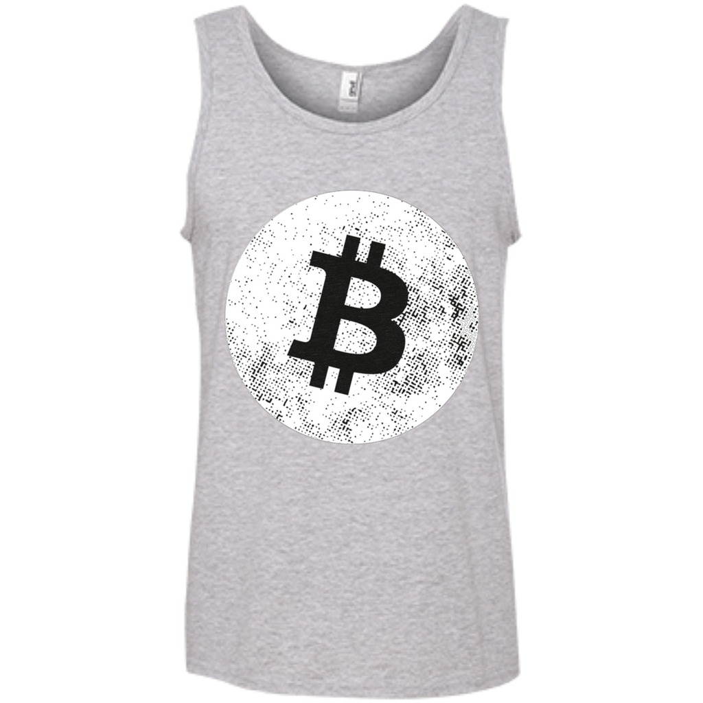 Bitcoin AT0056 100% Ringspun Cotton Tank Top - OwlCube - Diamond Painting by Numbers