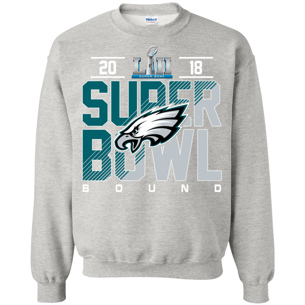 Champion Eagles G180 Crewneck Pullover Sweatshirt  8 oz. - OwlCube - Diamond Painting by Numbers