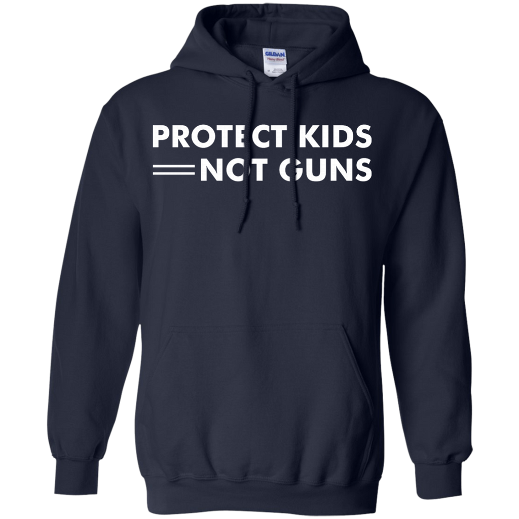 Protect Kids Not Guns AT0111 G185 Pullover Hoodie 8 oz.