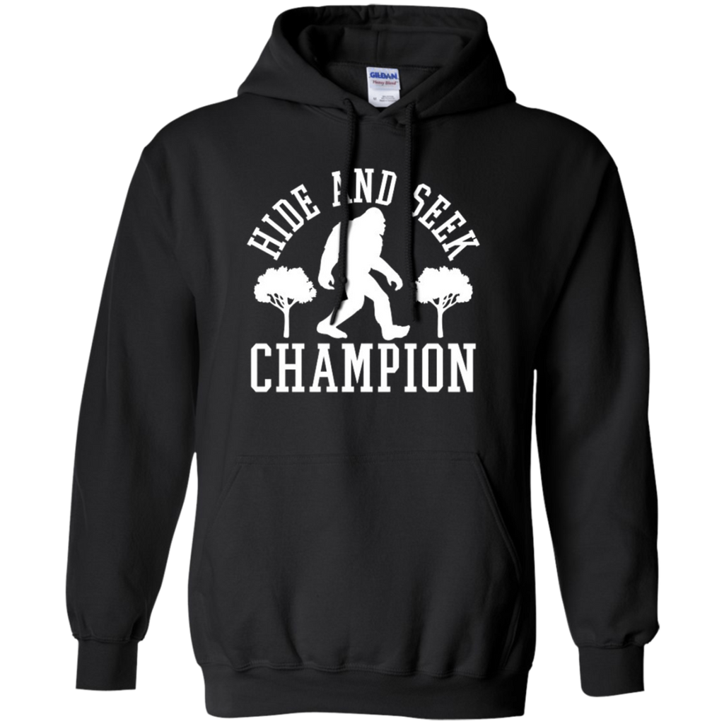 AT0014 Hide And Seek Champion G185 Pullover Hoodie 8 oz. - OwlCube - Diamond Painting by Numbers