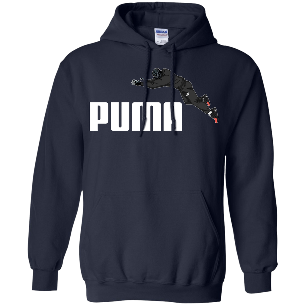 Black Panther - Puma G185 Pullover Hoodie 8 oz. - OwlCube - Diamond Painting by Numbers