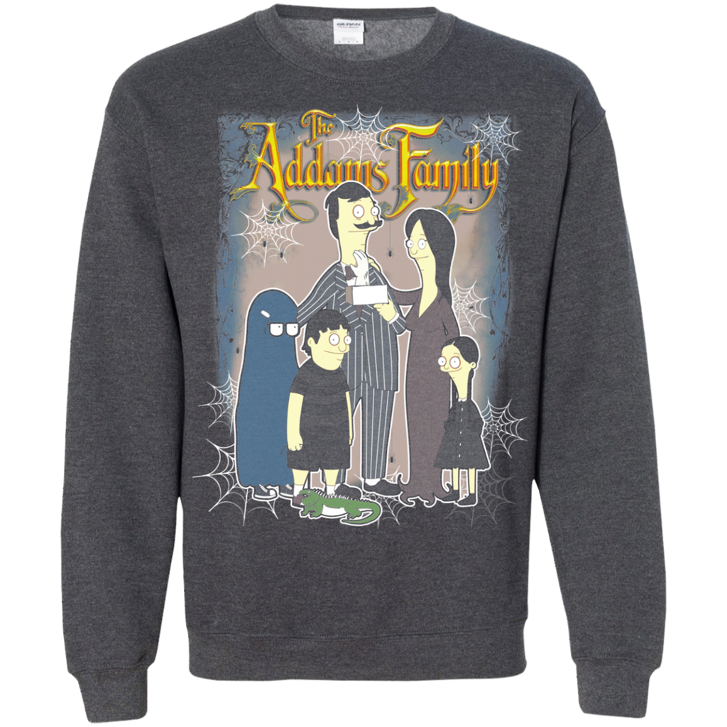 Bob s burgers - Addams Family G180 Crewneck Pullover Sweatshirt  8 oz. - OwlCube - Diamond Painting by Numbers