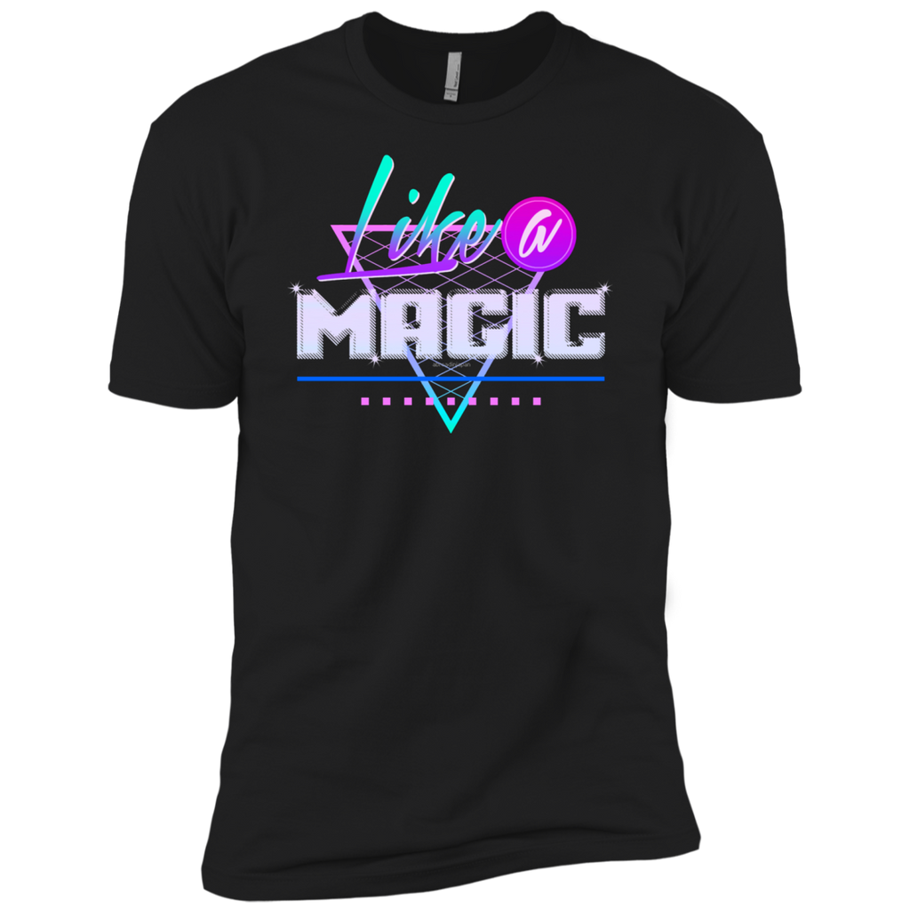 Like a Magic AT0082 NL3600 Premium Short Sleeve T-Shirt