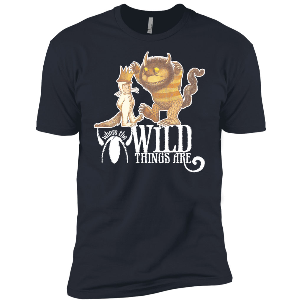 Where The Wild Things Are 1 NL3600 Premium Short Sleeve T-Shirt