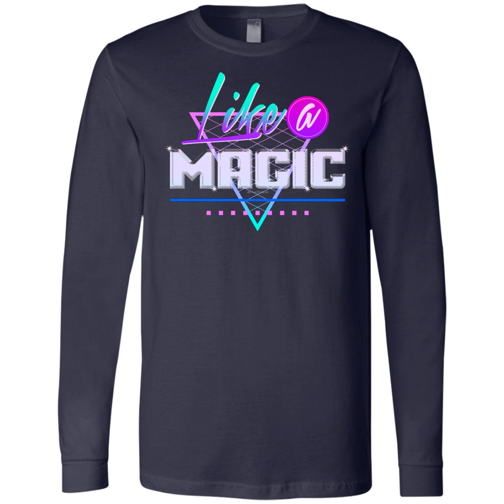 Like a Magic AT0082 3501 Men's Jersey LS T-Shirt