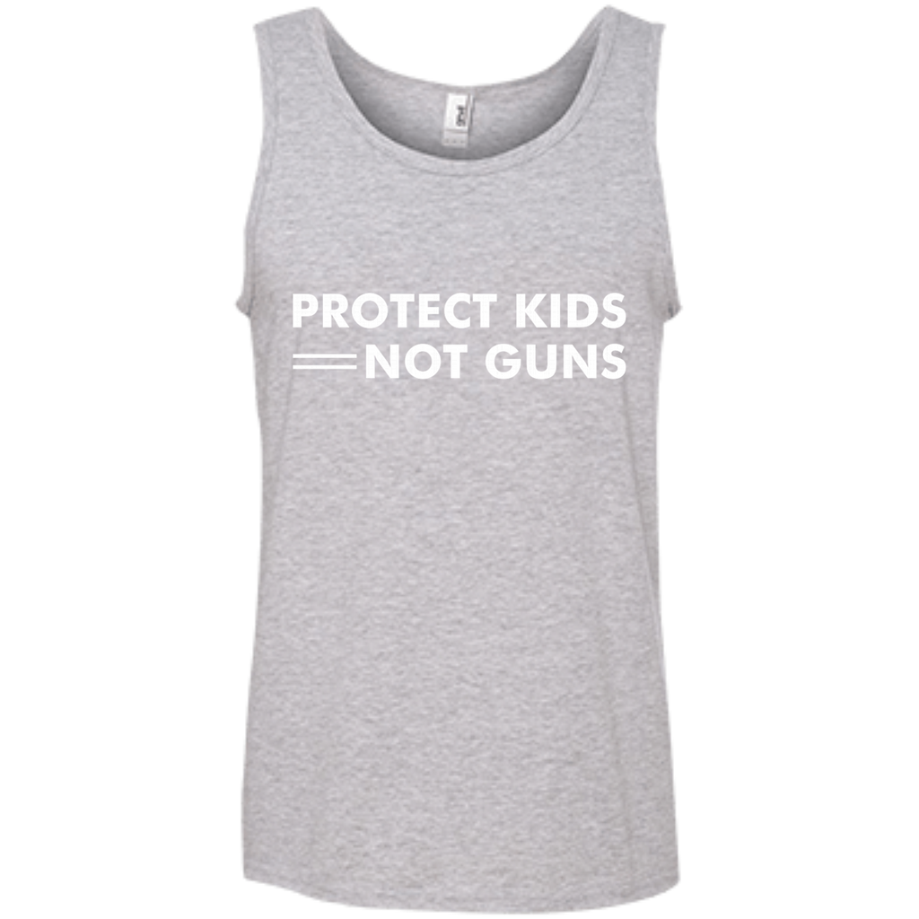 Protect Kids Not Guns AT0111 100% Ringspun Cotton Tank Top