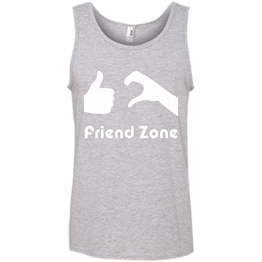 Friend Zone AT0060 100% Ringspun Cotton Tank Top - OwlCube - Diamond Painting by Numbers