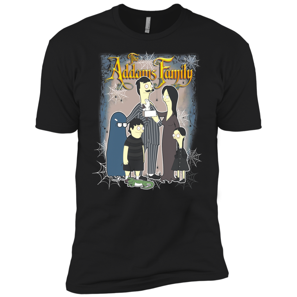 Bob s burgers - Addams Family NL3600 Premium Short Sleeve T-Shirt - OwlCube - Diamond Painting by Numbers