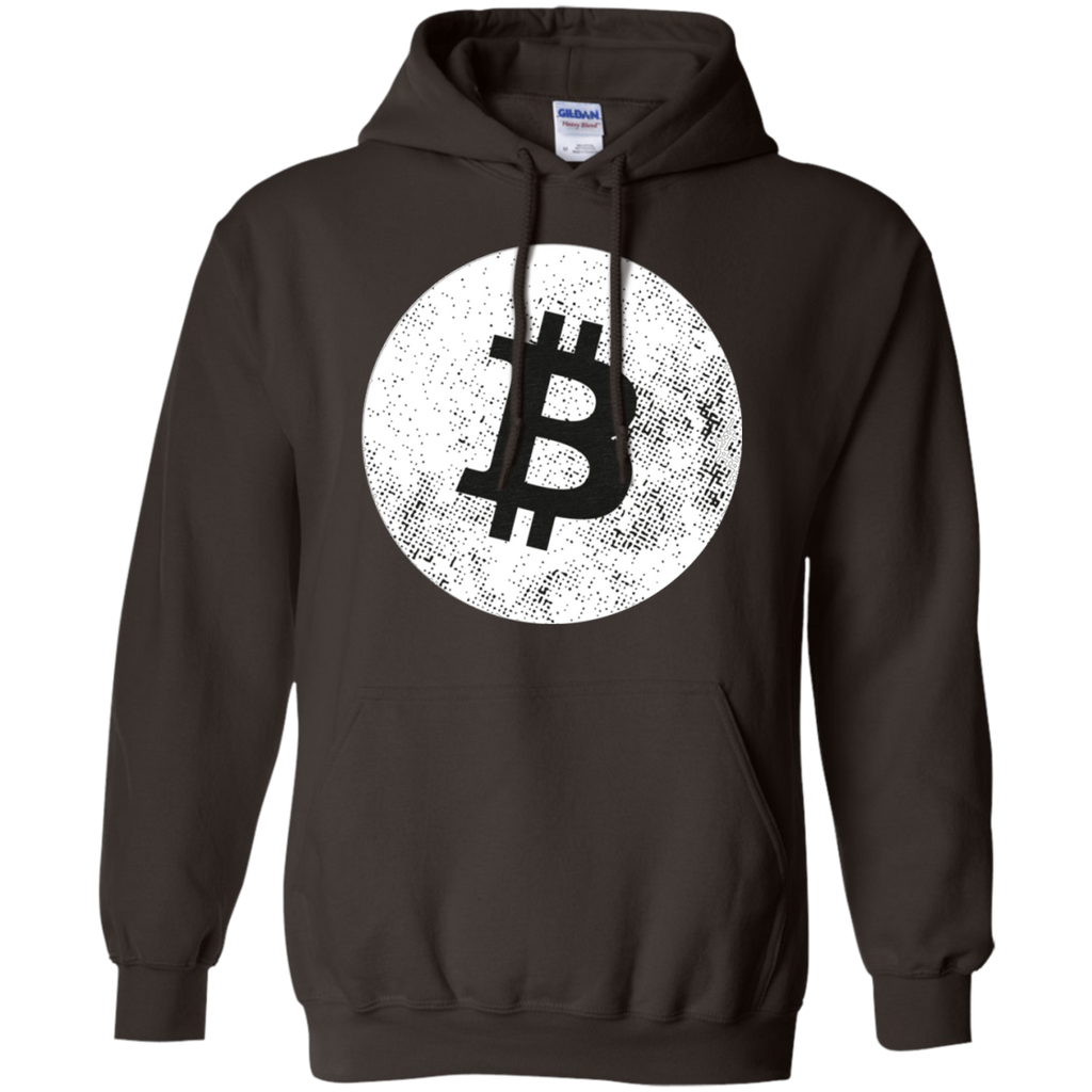 Bitcoin AT0056 G185 Pullover Hoodie 8 oz. - OwlCube - Diamond Painting by Numbers