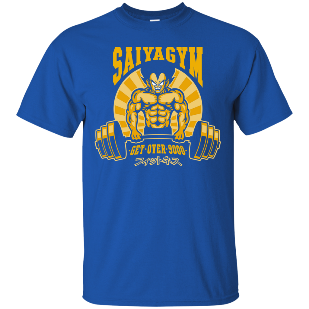 Saiya Gym G200 Cotton T-Shirt