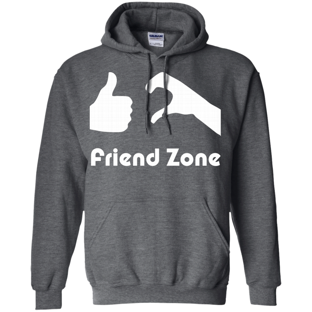 Friend Zone AT0060 G185 Pullover Hoodie 8 oz. - OwlCube - Diamond Painting by Numbers
