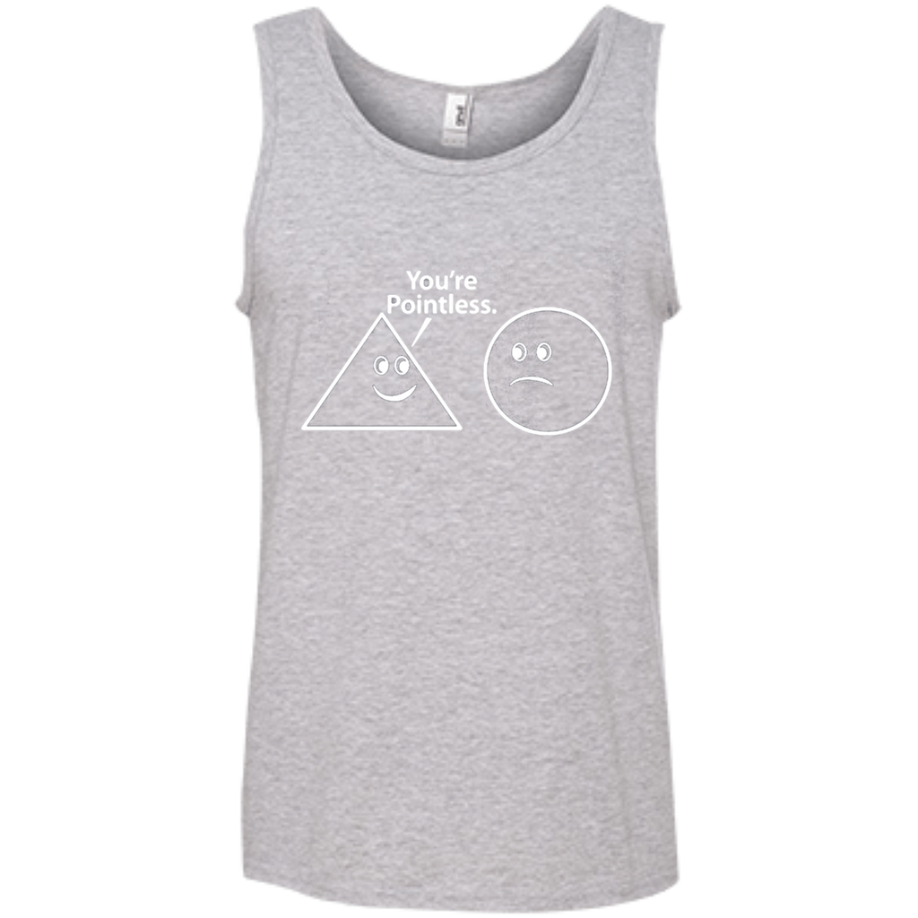 AT0040 You are pointless 100% Ringspun Cotton Tank Top - OwlCube - Diamond Painting by Numbers