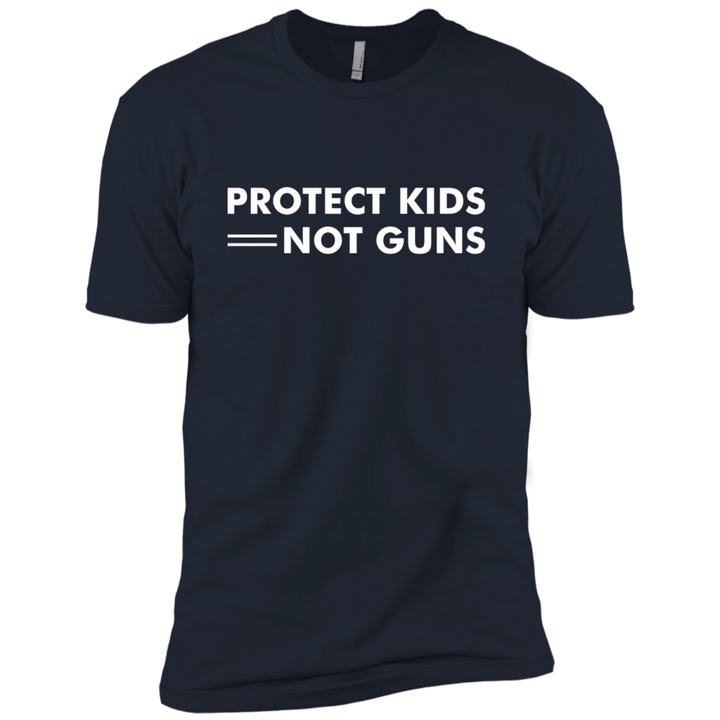 Protect Kids Not Guns AT0111 NL3600 Premium Short Sleeve T-Shirt