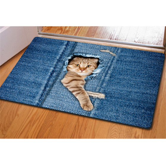 Artists Like Cats, Soldiers Like Dogs - OwlCube 3D DoorMats - OwlCube - Canvas Wall Art
