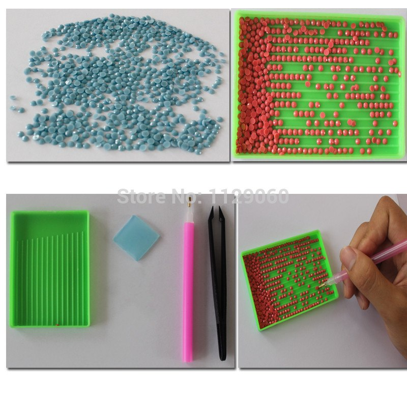 Joy Toy Cartoon - Easy Diamond Painting Kit