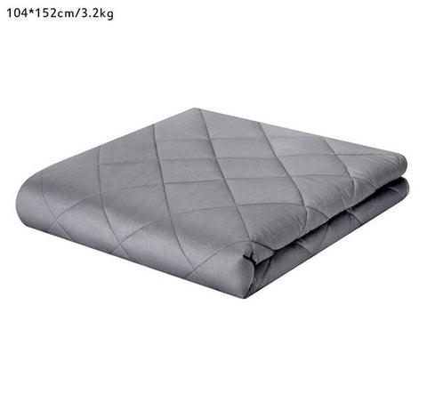 6.8/9/11.3KG Cotton Weighted Blanket For Adult Decompression Gravity Blankets Sleep Aid Pressure Weighted Quilt Pressure Blanket