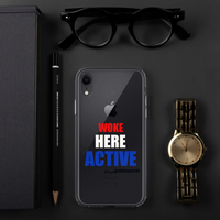 "Now ""Active"" iPhone Case"