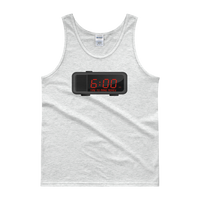 """Time"" Mens' Tank top"