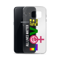 """Love"" Samsung S7 Case (+ edge model)"