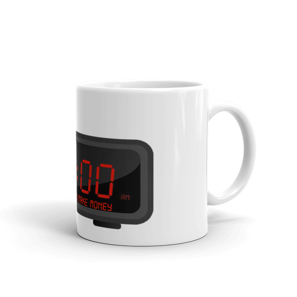 """Time/Money"" Mug"