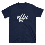 """Effu"" Mens' Short-Sleeve T-Shirt"