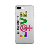 """Love"" iPhone 7/7 Plus Case"