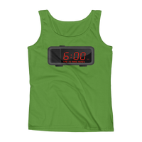 """Time"" Ladies' Tank"