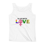 """Love"" Ladies' Tank"