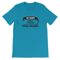 """Total Package"" Mens' Short-Sleeve T-Shirt"