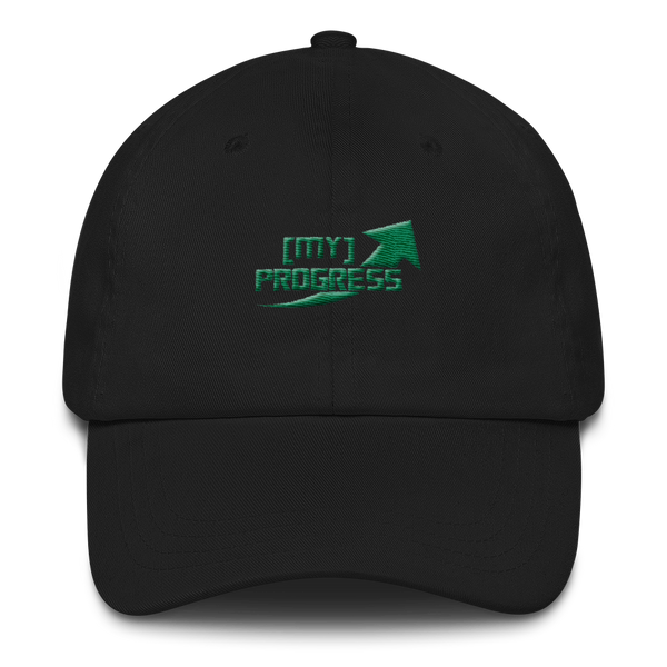 """My Progress"" Dad hat"