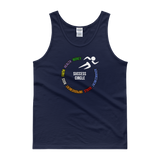 """Success"" Mens' Tank top"