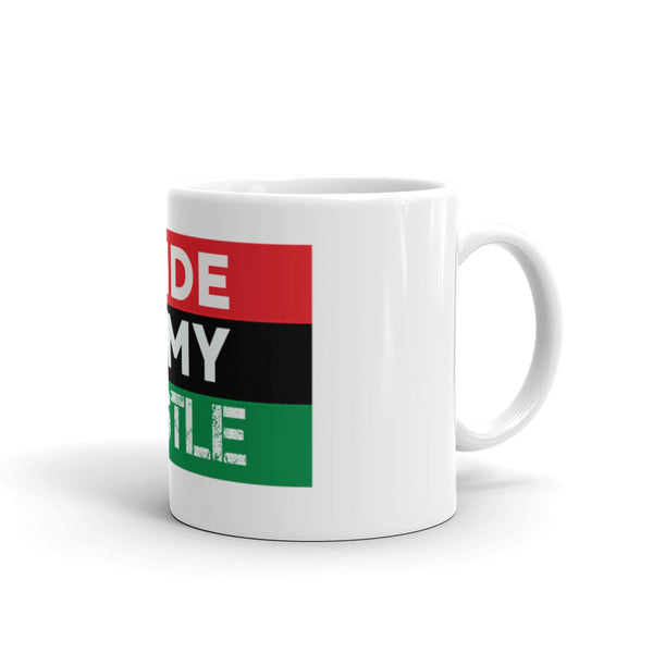 """Pride is my Hustle"" Mug"