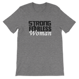 """Woman"" Ladies Short-Sleeve T-Shirt"