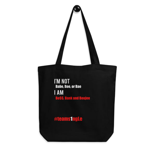 Team S1ngle Eco Tote Bag