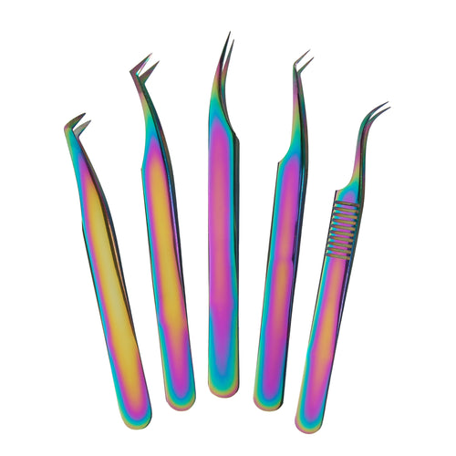 Complete Set of Rainbow Tweezers